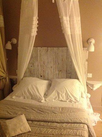 La maison de Juliette: our bedroom