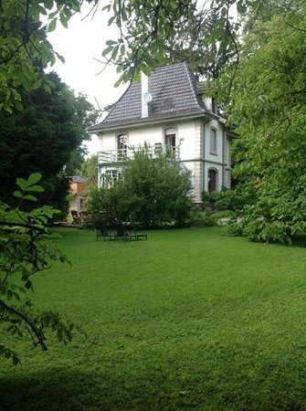 La maison de Juliette: La maison from the side