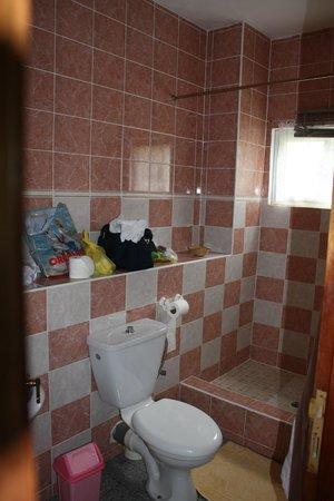Villa Bananier : salle de bains