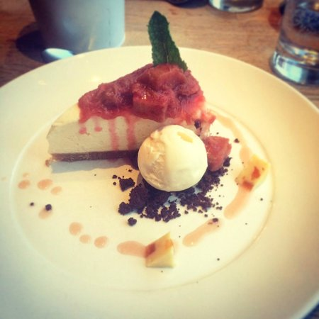 The Cowshed : Dessert