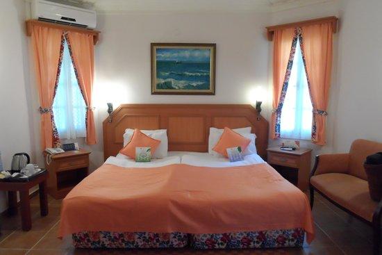 Letoonia Club & Hotel: Room bungalo