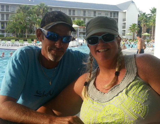 Avanti International Resort: Poolside Bar