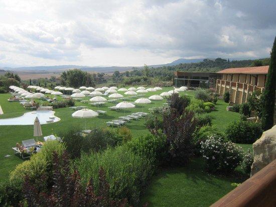 Hotel Adler Thermae Spa & Relax Resort: Vista camera