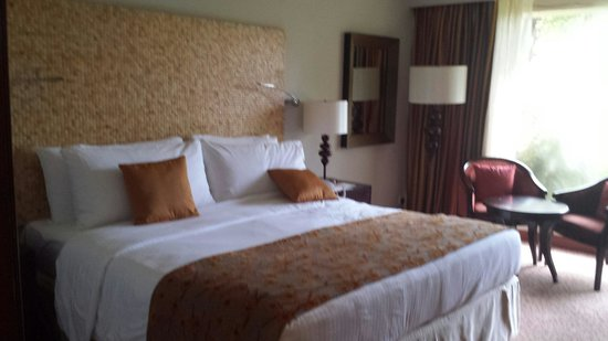 Cinnamon Grand Colombo: Very clean room