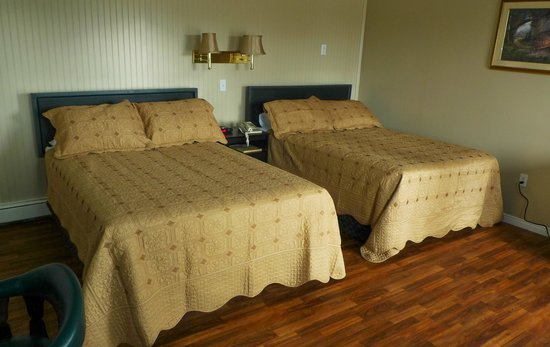 Middleton Motel and Suites: Double Renovated Room