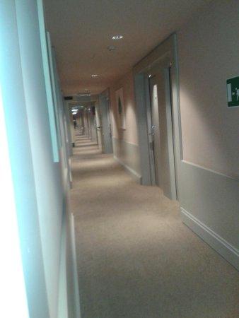 Grand Hotel Fleming : corridoio