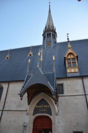 Musée de l'Hôtel-Dieu : Hôtel-Dieu