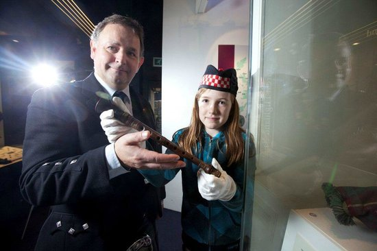 The Museum of Piping: Roddy Macleod MBE