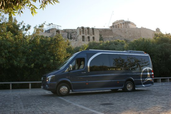 Athens Diamant Mini Bus