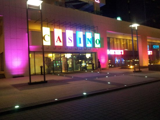 INTERNATIONAL Hotel Casino & Tower Suites : Casino
