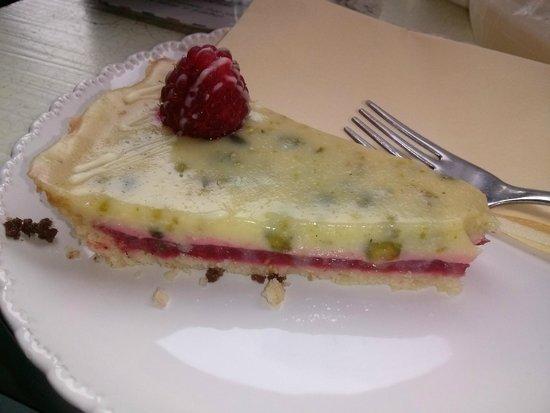 Amelie : Fruit tart