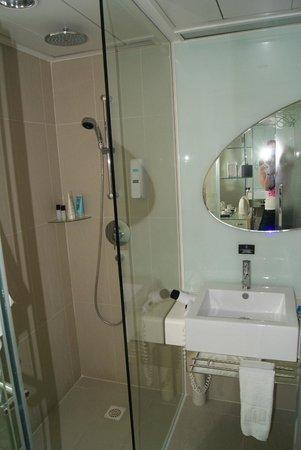 Regal Riverside Hotel : Душевая кабина