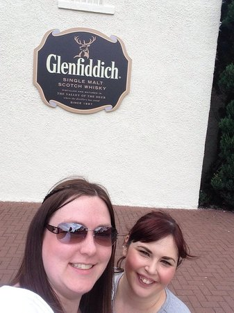 Glenfiddich Distillery: ��