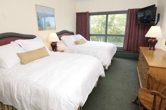 Sugarloaf Mountain Hotel: Boyne Bedding