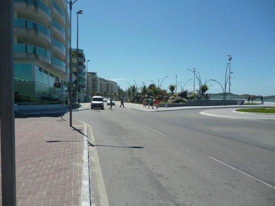 Forte Beach: la costanera