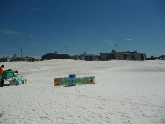 Forte Beach: playa