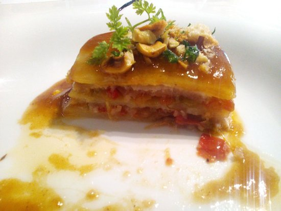 Restaurante Anttonenea: Ajoarriero estilo Anttonenea