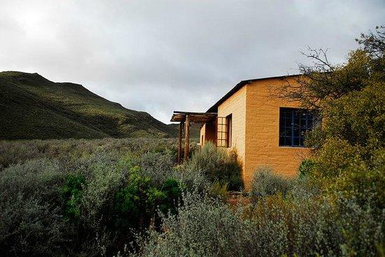 Simonskloof: The cottage