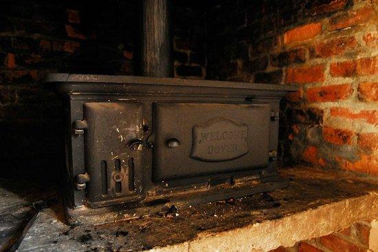 Simonskloof: The fantastic dover stove