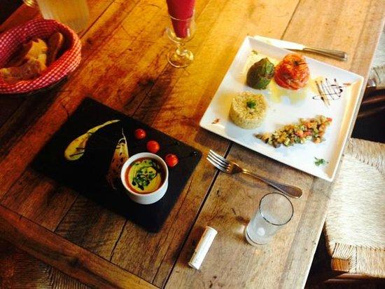Restaurant Denieu: proposition de formule a Midi
