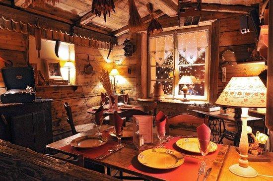 Restaurant Denieu : une autre salle du retsaurant