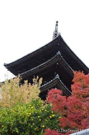 Yasakanoto: 八坂塔
