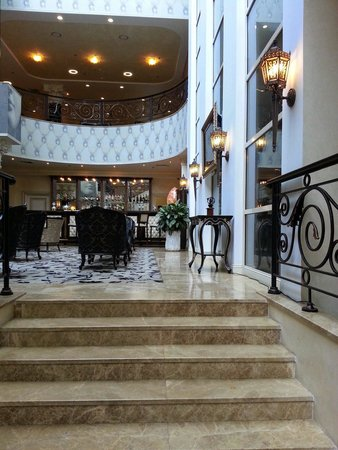Milan Hotel: The Piano Bar
