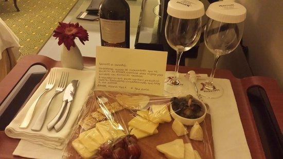 Costa Rica Marriott Hotel San Jose: gerente atenciosa !