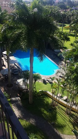 Costa Rica Marriott Hotel San Jose: piscina principal