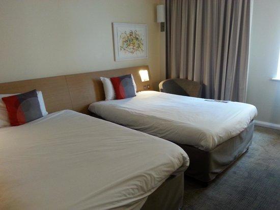 Novotel Liverpool: room 512
