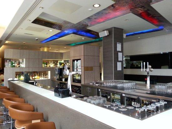 Novotel Liverpool: hotel bar