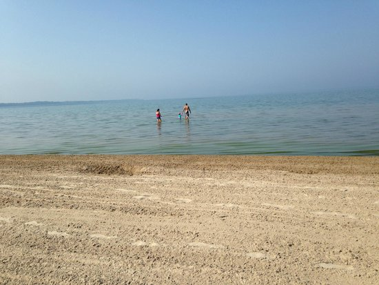 Sandbanks Provincial Park : Sandbanks Beach Great for kids