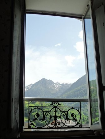 Hotel De Londres : view from our room