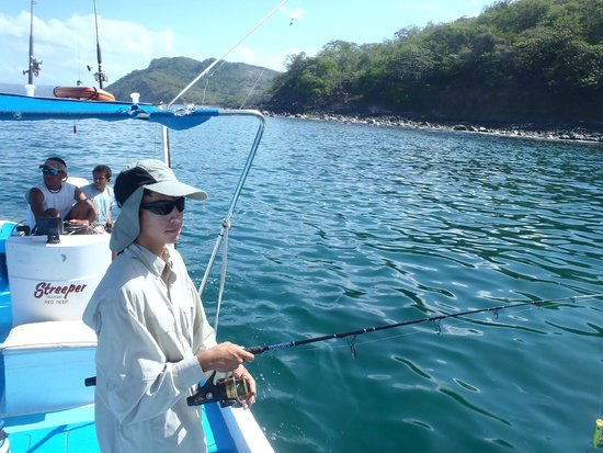 La Gaviota Tropical: Charter fishing