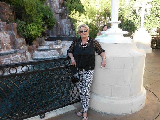 Wynn Las Vegas Casino : Próximo a entrada do wnny
