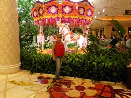 Wynn Las Vegas Casino : Carrocel