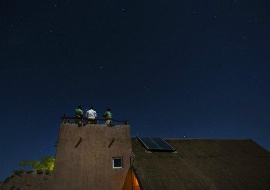 Wilderness Safaris Kulala Desert Lodge: Sleep out under the Stars at Kulala Desert Lodge