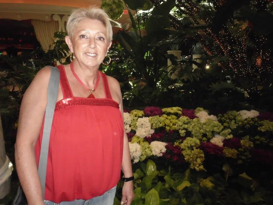 Wynn Las Vegas Casino : Parte dos jardins