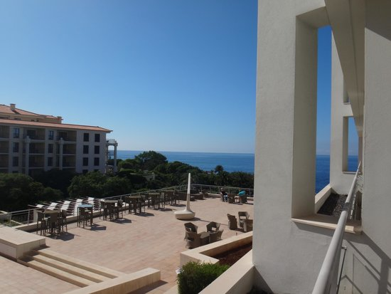 Melia Madeira Mare Resort & Spa : view from the room