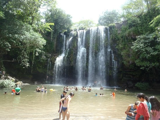 La Gaviota Tropical: Waterfalls Cortes