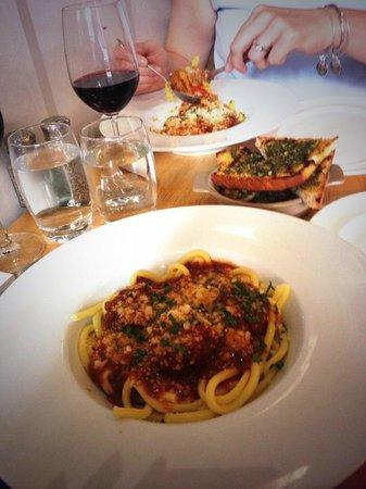 San Lorenzo's: Fantastic pasta dishes!