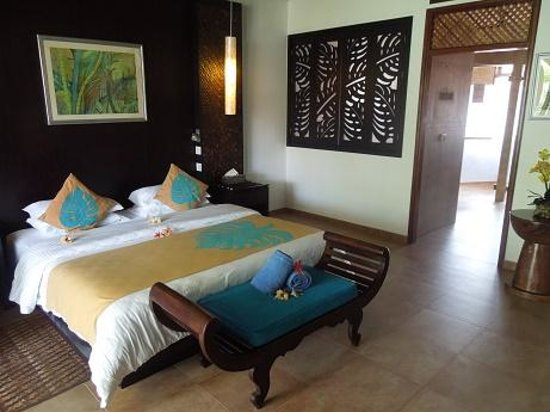 Le Duc de Praslin: Our room (superior)
