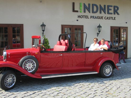Lindner Hotel Prague Castle : Pronti per il giro!