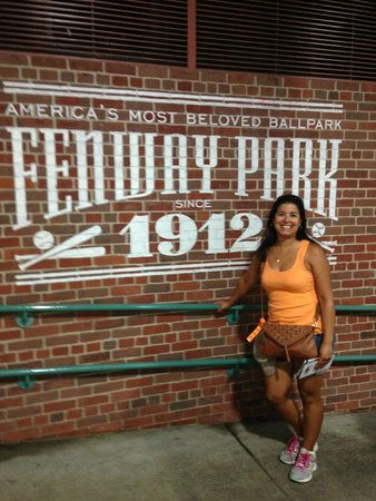 Boston Hotel Buckminster: Fenway Park Tour