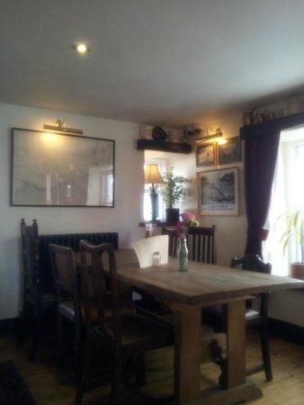 The Cottage Loaf: Dining room