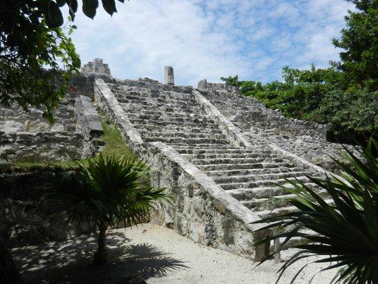 Museo Maya de Cancun: Ruins