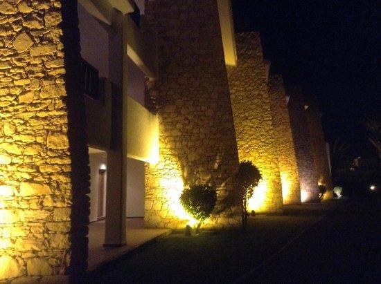 ClubHotel Riu Tikida Dunas : Room entrance...