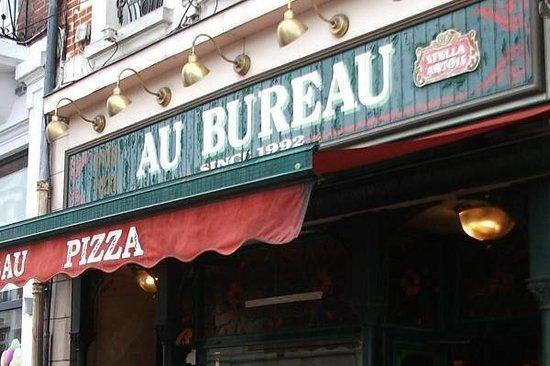 Au bureau cambrai place aristide briand restaurant avis