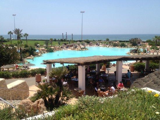 ClubHotel Riu Tikida Dunas : One of the pools...