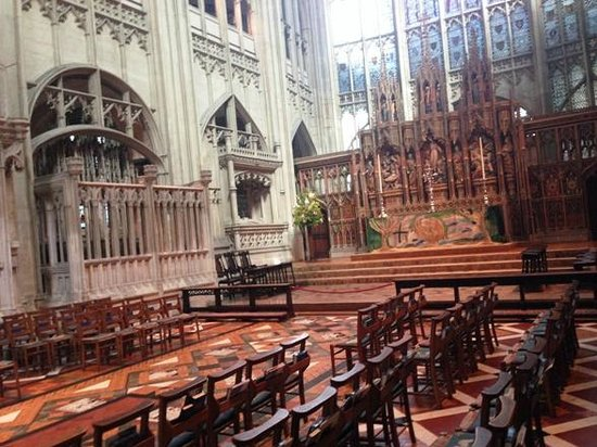 Gloucester Cathedral: G50